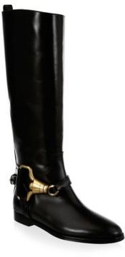 Burberry Codgen Leather Boots