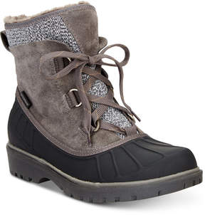 Bare Traps Sitila Lace-Up Cold-Weather Boots Women's Shoes