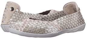 Bernie Mev. Braided Catwalk Women's Slip on Shoes