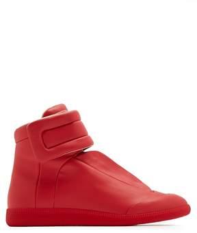 Maison Margiela Future high-top leather trainers