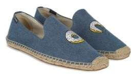 Soludos Smoking Slip-On Espadrilles