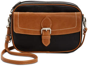 Giani Bernini Leather Convertible Fanny Pack, Created for Macy's
