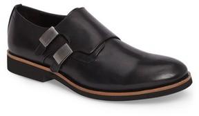 Calvin Klein Men's Finnegan Double Monk Strap Shoe