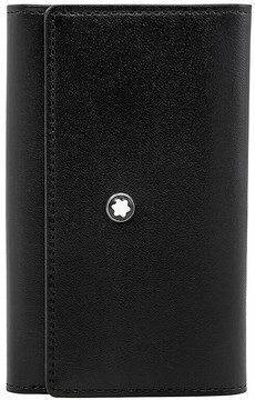 Montblanc Meisterstuck Leather Key Case - Black
