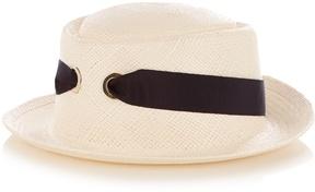 Federica Moretti Panama straw hat