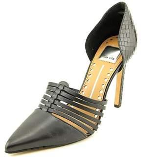 Dolce Vita Kisa Women Leather Heels.