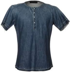 Christian Pellizzari Denim shirts
