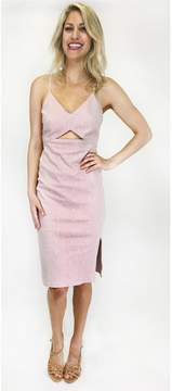 Ark & Co Cut Out For A Night Out Bodycon Dress