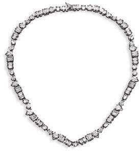 Fallon Jagged Edge Strand Necklace