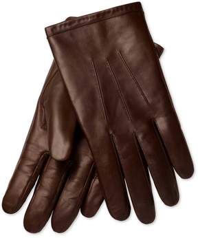 Charles Tyrwhitt Brown Leather Gloves Size Large