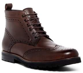 English Laundry Fowler Leather Wingtip Boot