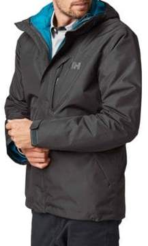 Helly Hansen Squamish Interchangeable Long Sleeve Waterproof Jacket