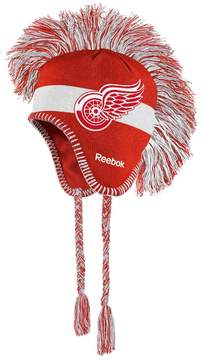 Reebok Youth Detroit Red Wings Mohawk Knit Cap