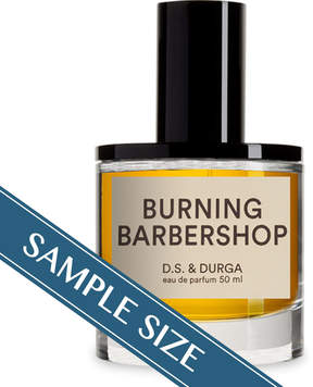 D.S. & Durga Sample - Burning Barbershop EDP by D.S. & Durga (0.7ml Fragrance)