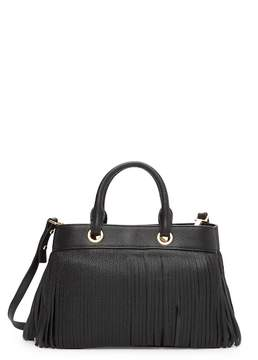 Milly Essex Small Leather Tote Bag