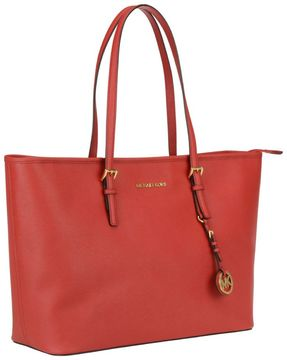 Michael Kors Jet Set Travel Bag - BRIGHT RED - STYLE