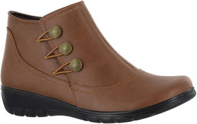 Easy Street Shoes Agatha Womens Bootie