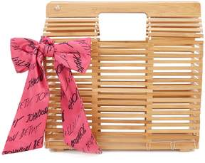 Betsey Johnson Woody 2 Shoes Clutch