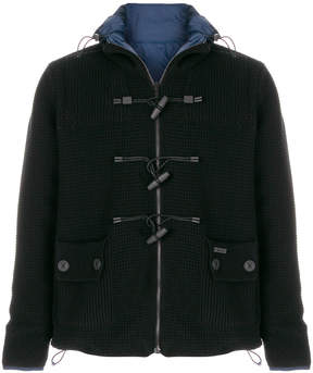 Bark reversible jacket