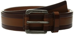 Nixon The Serif Belt Men's Belts