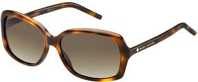 Safilo USA Marc Jacobs 67/s Polarized Rectangle Sunglasses