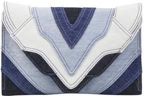 Elena Ghisellini Blue Denim - Jeans Handbag