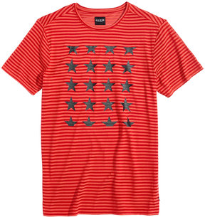 GUESS Men's Stars and Stripes T-Shirt