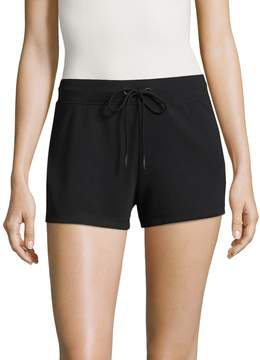 Armani Exchange Women's Banded Waist Shorts