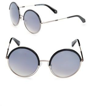 Balmain 53MM Round Sunglasses