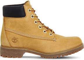 Timberland Slim premium leather 6-inch boots