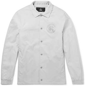Reigning Champ Coaches Quilted Shell Jacket