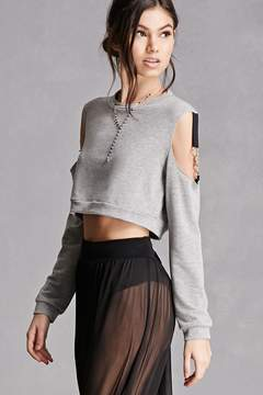 Forever 21 Key Chain Crop Top