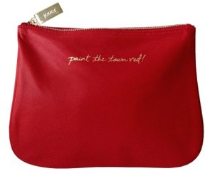 Jouer 'It - Paint The Town Red' Cosmetics Bag