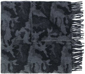 Canada Goose camouflage scarf