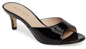 Pelle Moda Women's Bex Kitten Heel Slide