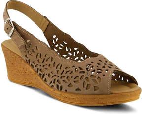 Spring Step Imposing Wedge Sandal - Women's