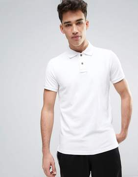 Hollister Slim Fit Pique Polo