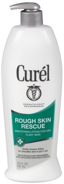 Curel Rough Skin Rescue Lotion - 20 oz