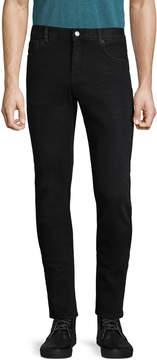 J. Lindeberg Men's Damien Faded Slim Straight Jeans