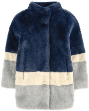 Derhy Kids Faux fur coat