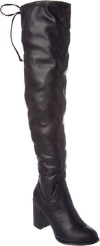 Catherine Malandrino Catherine Catherine Maladrino Grenoland Leather Over-The-Knee Boot