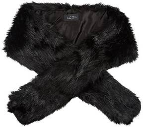 Barneys New York WOMEN'S JULIA FAUX-FUR SCARF