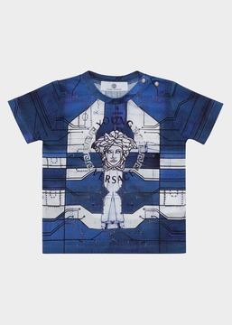 Versace Circle Medusa T-shirt