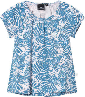 Hummel Blue/White Larna Dress