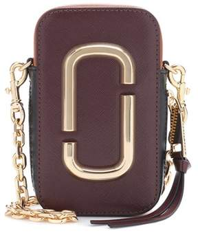 Marc Jacobs Hot Shot leather shoulder bag