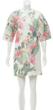 Matthew Williamson Floral Mini Dress