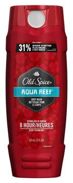 Old Spice Red Zone Aqua Reef Body Wash - 21oz
