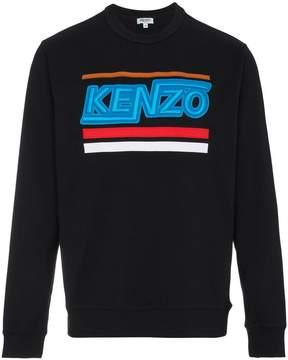 Kenzo Hyper logo sweatshirt