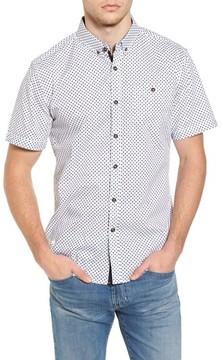 7 Diamonds Men's Mind Reader Woven Shirt