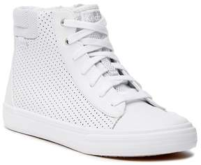Keds Double Up High Top Sneaker (Little Kid & Big Kid)
